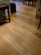 Engineered board finished with Hardwax Oil - Photo 4 of 6