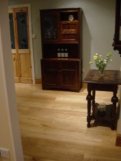 Engineered board finished with Hardwax Oil - Photo 5 of 6