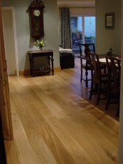 Engineered board finished with Hardwax Oil - Photo 6 of 6
