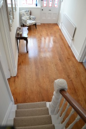 Solid English Oak with Mahogany tint Hardwax Oil - Photo 11 of 15