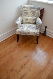Solid English Oak with Mahogany tint Hardwax Oil - Photo 13 of 15
