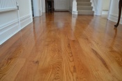 Solid English Oak with Mahogany tint Hardwax Oil - Photo 14 of 15