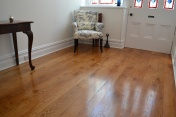 Solid English Oak with Mahogany tint Hardwax Oil - Photo 6 of 15