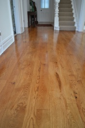 Solid English Oak with Mahogany tint Hardwax Oil - Photo 5 of 15