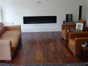 95mm Prime Walnut plank installed in a new house. - Photo 6 of 6