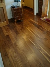 Solid Walnut, Character grade finsished with Hardwax Oil - Photo 2 of 14