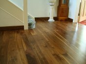Solid Walnut, Character grade finsished with Hardwax Oil - Photo 11 of 14