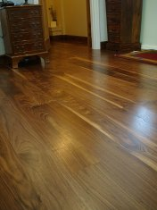 Solid Walnut, Character grade finsished with Hardwax Oil - Photo 12 of 14