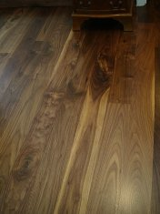 Solid Walnut, Character grade finsished with Hardwax Oil - Photo 13 of 14