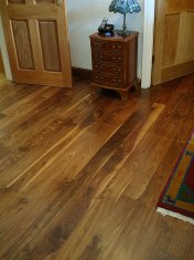 Solid Walnut, Character grade finsished with Hardwax Oil - Photo 7 of 14