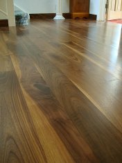 Solid Walnut, Character grade finsished with Hardwax Oil - Photo 9 of 14
