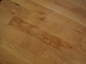 Solid Oak 10mm overlay in English Character Oak fixed and finished on site with Hardwax Oil - Photo 10 of 17