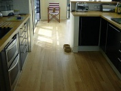 Ash plank finished with Bona Traffic lacquer - Photo 10 of 10