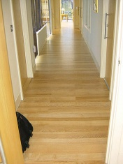 Ash plank finished with Bona Traffic lacquer - Photo 6 of 10