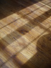 Wide Character Oak, 200mm-350mm, screws covered with Oak pellets, finished with Van Dyke stain and Hardwax Oil - Photo 7 of 17