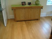 American Prime Oak, 130mm wide. Extra kilned for underfloor heating. - Photo 2 of 16