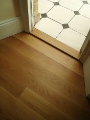 American Prime Oak, 130mm wide. Extra kilned for underfloor heating. - Photo 12 of 16