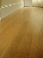 American Prime Oak, 130mm wide. Extra kilned for underfloor heating. - Photo 13 of 16