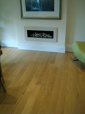 American Prime Oak, 130mm wide. Extra kilned for underfloor heating. - Photo 16 of 16
