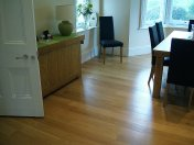 American Prime Oak, 130mm wide. Extra kilned for underfloor heating. - Photo 3 of 16