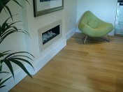 American Prime Oak, 130mm wide. Extra kilned for underfloor heating. - Photo 4 of 16