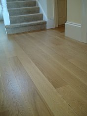 American Prime Oak, 130mm wide. Extra kilned for underfloor heating. - Photo 5 of 16