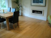 American Prime Oak, 130mm wide. Extra kilned for underfloor heating. - Photo 7 of 16