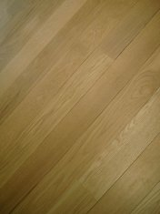 American Prime Oak, 130mm wide. Extra kilned for underfloor heating. - Photo 9 of 16